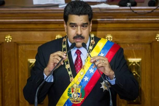 VENEZUELA-PRESIDENCIA